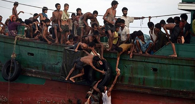 Islamic World and International Society Must Take Action, Massacres in Arakan Must Be Stopped