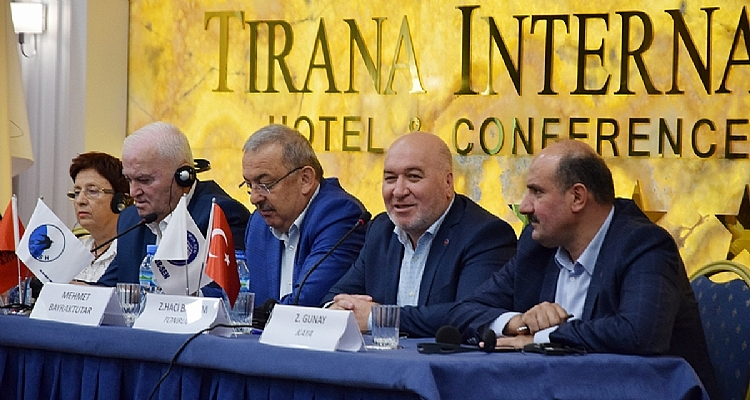 Turkey and Albanian Experiment on Trade Unionism Seminar`s second phase has been completed
