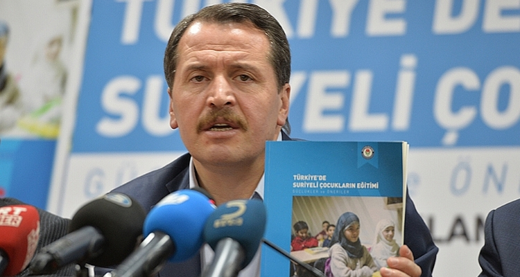 Education of Syrian Children in Turkey Challenges and Recommendations` Report has been released