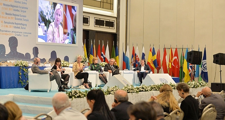 The 10th  European Regional Meeting of the ILO completed